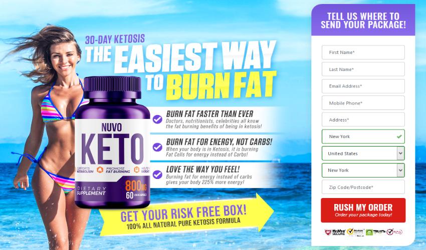 Where to Buy Nuvo Keto