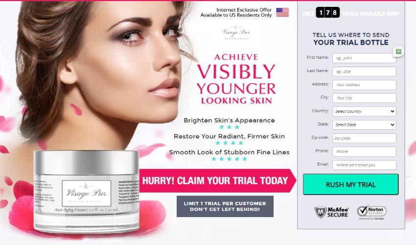 Where to Buy Visage Pur Cream