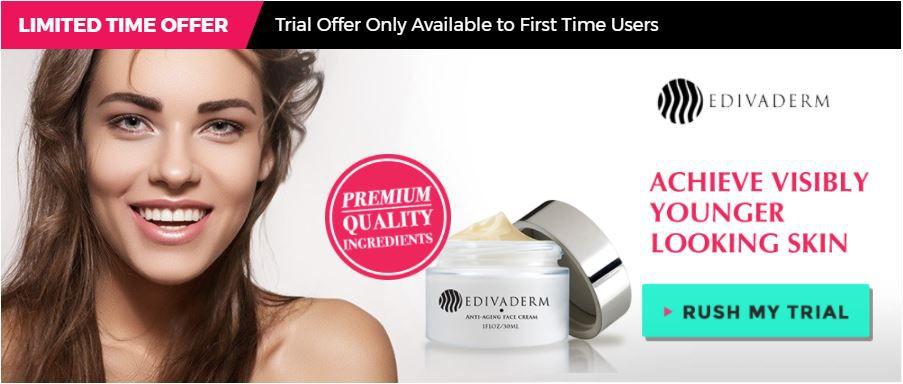EdivaDerm Cream Offer