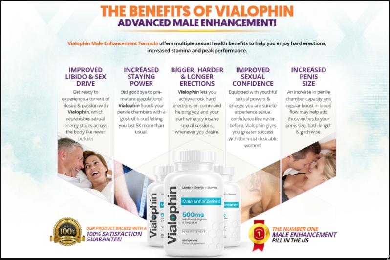 Benefits of Vialophin